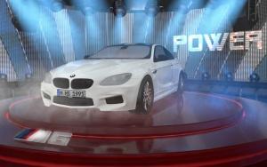 3D-Modellierung-BMW-M6